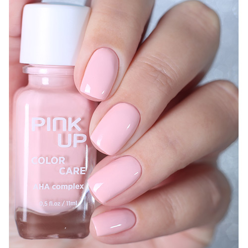 Лак для ногтей `PINK UP` `COLOR CARE` тон 05 11 мл