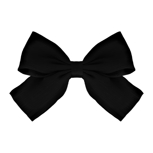 Заколка `LADY PINK` BOW