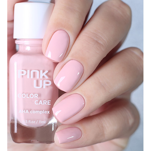 Лак для ногтей `PINK UP` `COLOR CARE` тон 07 11 мл